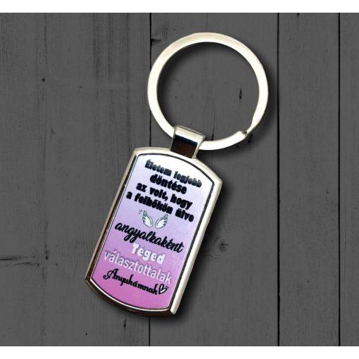 kulcstarto-eletem-legjobb-dontese-teged-valasztottalak-anyukamnak-angyal-lila