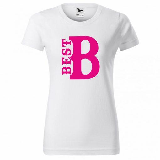 Páros póló - Best Friends - Klasszik - B