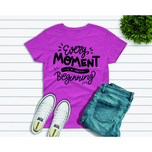 polo-every-moment-is-a-fresh-beginning-pink-fekete