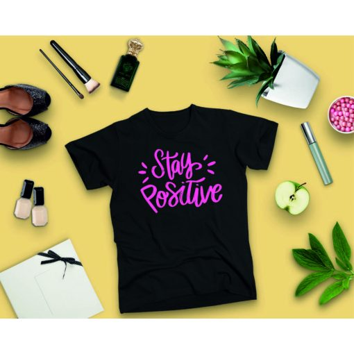 polo-stay-positive-fekete-pink