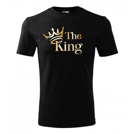 Póló - The King - Klasszik